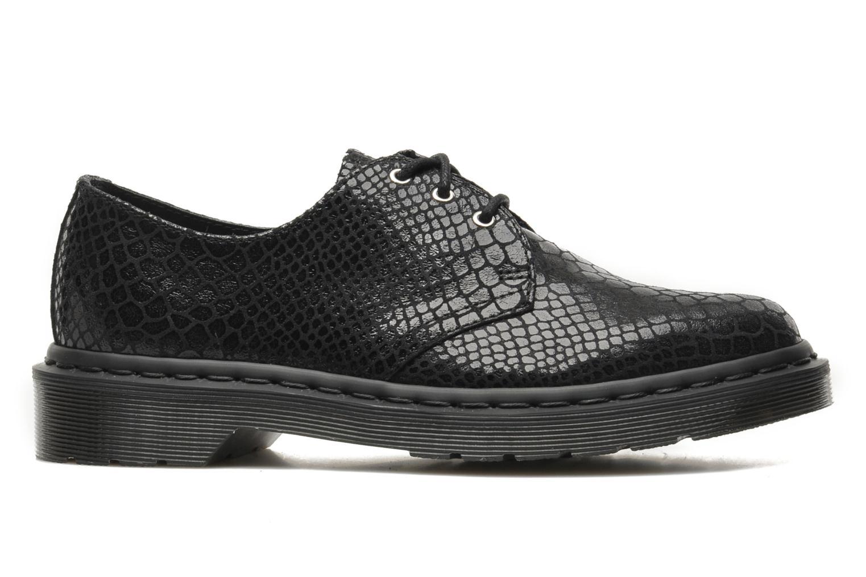 Chaussures à lacets Dr. Martens Tahan Noir vue derrière