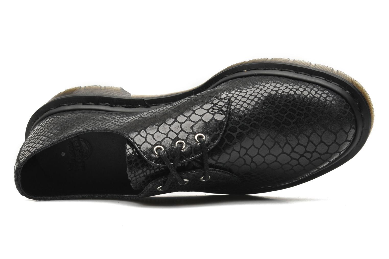 Chaussures à lacets Dr. Martens Tahan Noir vue gauche