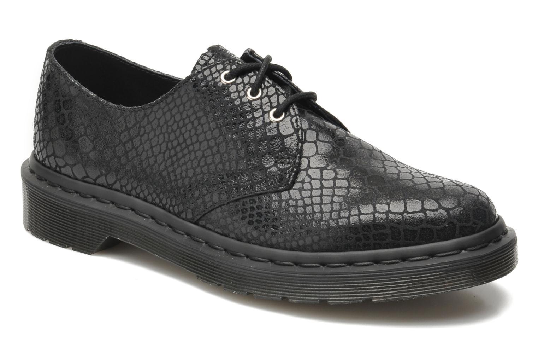 Chaussures à lacets Dr. Martens Tahan Noir vue détail/paire
