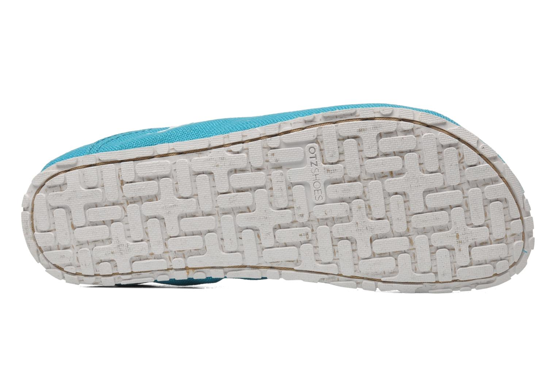 300GMS Linen W Fluoro blue