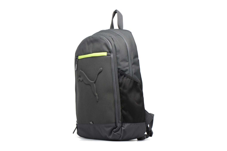 Sacs à dos Puma Buzz Backpack Gris vue portées chaussures
