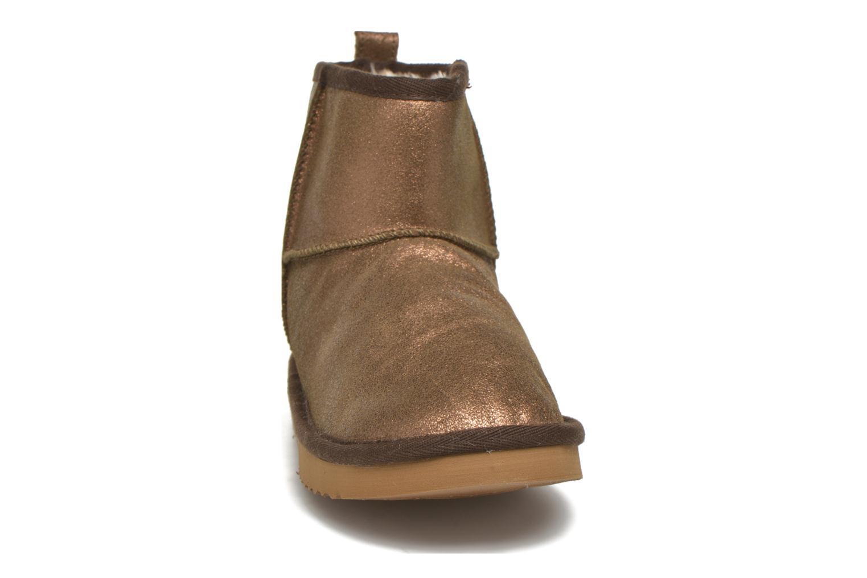 Bottines et boots DUDE Sella Marron vue portées chaussures