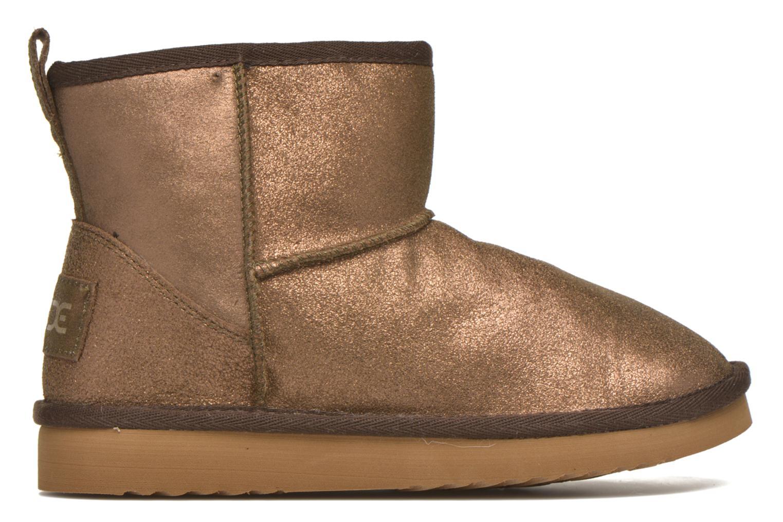 Bottines et boots DUDE Sella Marron vue derrière