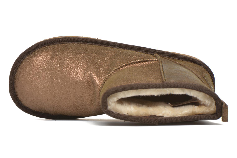 Bottines et boots DUDE Sella Marron vue gauche