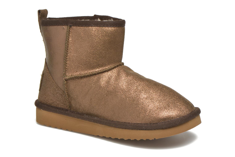 Bottines et boots DUDE Sella Marron vue détail/paire