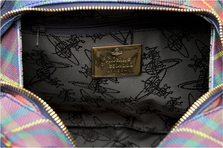 Handtassen Vivienne Westwood DERBY L Yasmin Multicolor achterkant