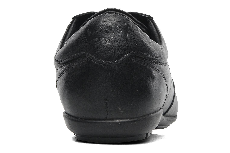 Baskets Levi's Chula Vista Noir vue droite