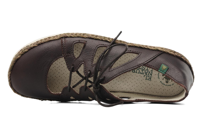 Sandales et nu-pieds El Naturalista Believer Dani N850 Marron vue gauche