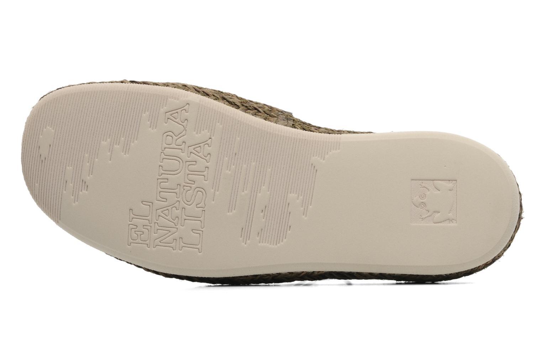 Sandales et nu-pieds El Naturalista Believer Dani N850 Marron vue haut