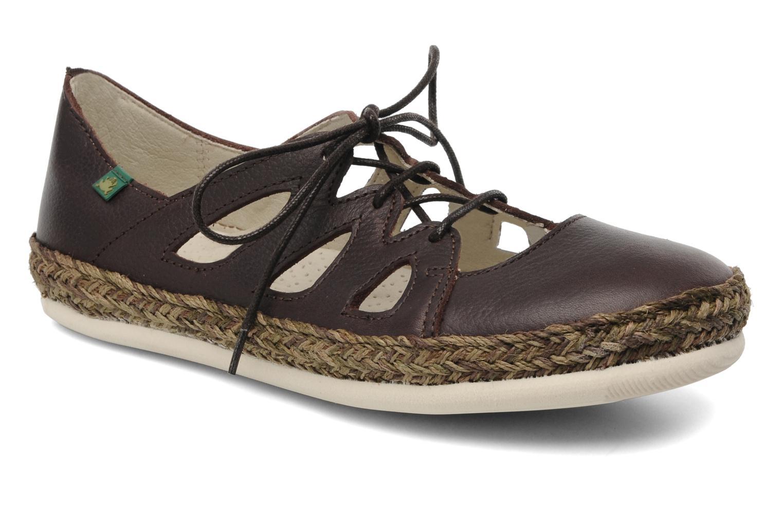 Sandales et nu-pieds El Naturalista Believer Dani N850 Marron vue détail/paire