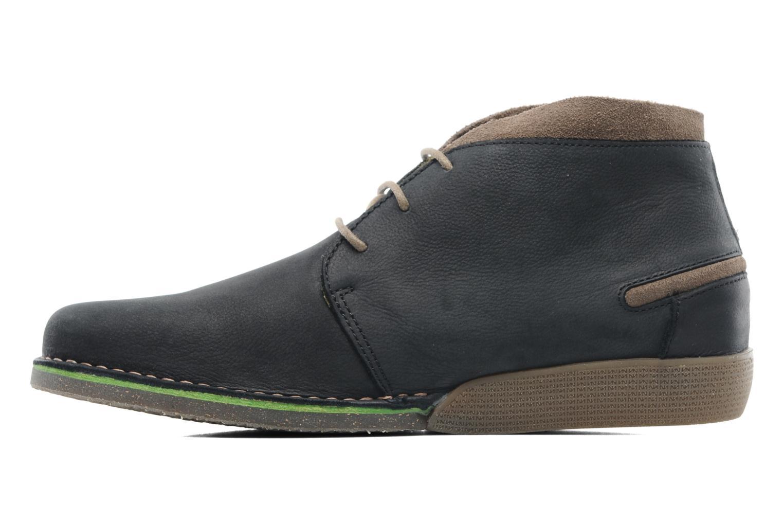 Chaussures à lacets El Naturalista Evolve NC42 Noir vue face