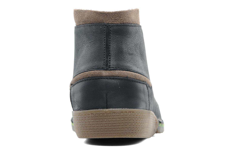 Chaussures à lacets El Naturalista Evolve NC42 Noir vue droite