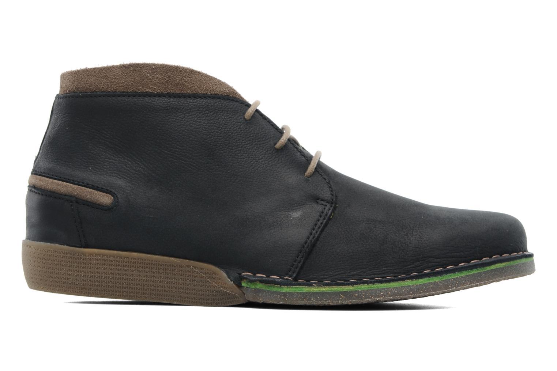 Chaussures à lacets El Naturalista Evolve NC42 Noir vue derrière