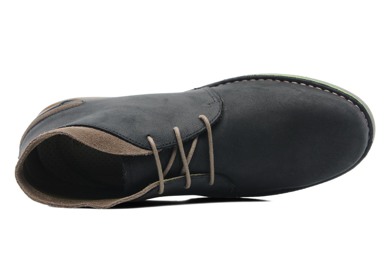 Chaussures à lacets El Naturalista Evolve NC42 Noir vue gauche