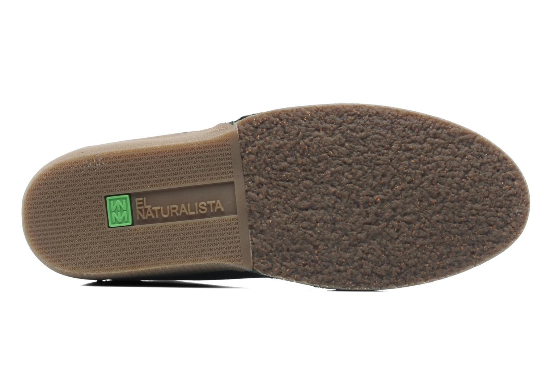 Chaussures à lacets El Naturalista Evolve NC42 Noir vue haut