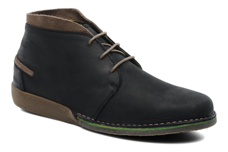 Chaussures à lacets El Naturalista Evolve NC42 Noir vue détail/paire