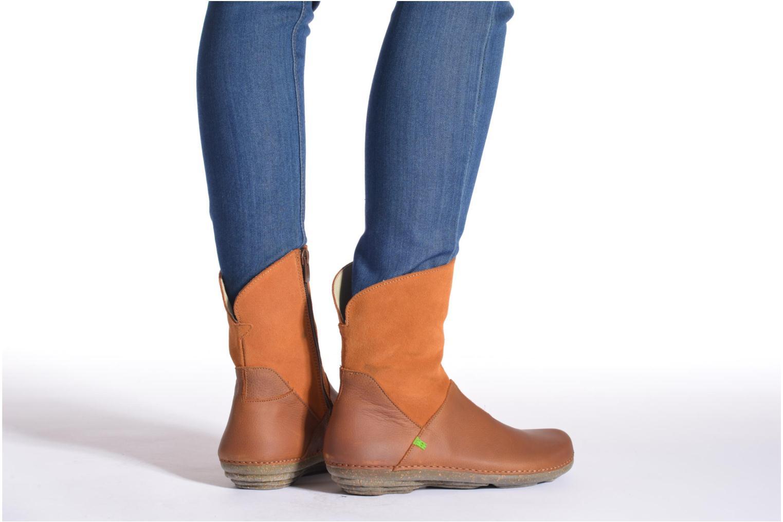 Boots en enkellaarsjes El Naturalista Torcal N329 Bruin onder