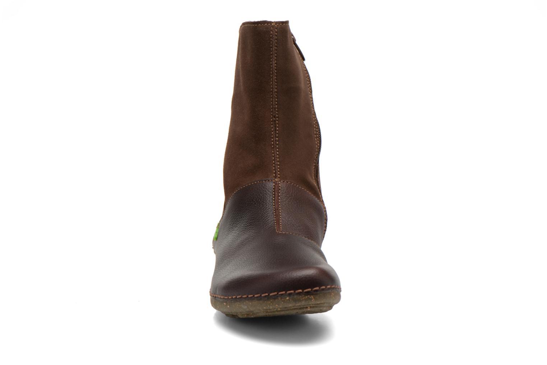 Boots en enkellaarsjes El Naturalista Torcal N329 Bruin model