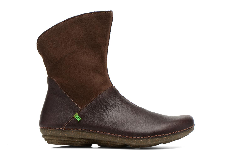 Boots en enkellaarsjes El Naturalista Torcal N329 Bruin achterkant