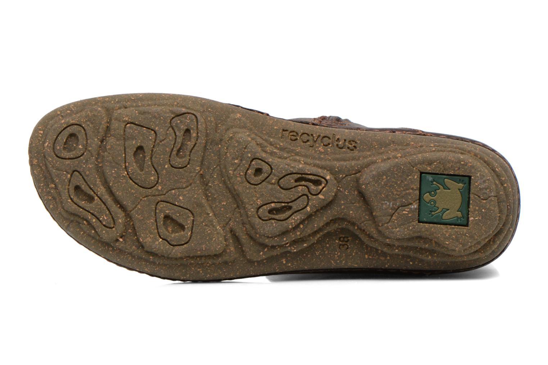 Boots en enkellaarsjes El Naturalista Torcal N329 Bruin boven