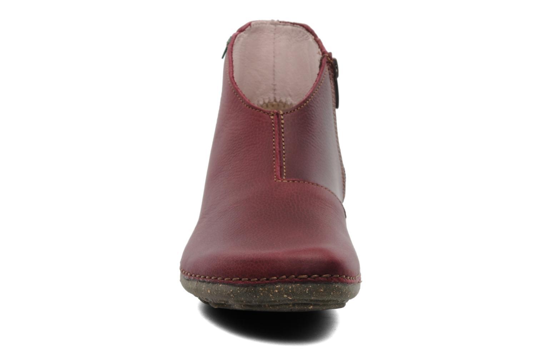 Boots en enkellaarsjes El Naturalista Torcal N306 Bordeaux model