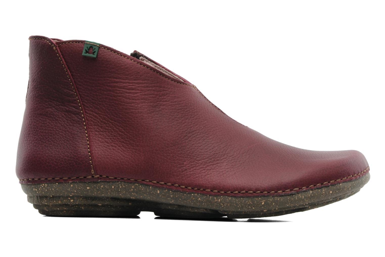 Boots en enkellaarsjes El Naturalista Torcal N306 Bordeaux achterkant