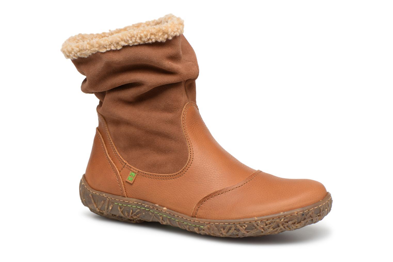 Zapatos de hombre y mujer de promoción por tiempo limitado El Naturalista Nido Ella N758 (Marrón) - Botines  en Más cómodo