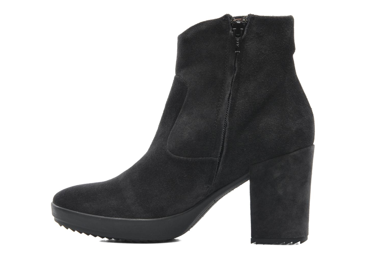 Bottines et boots Stonefly Oxy 3 Gris vue face