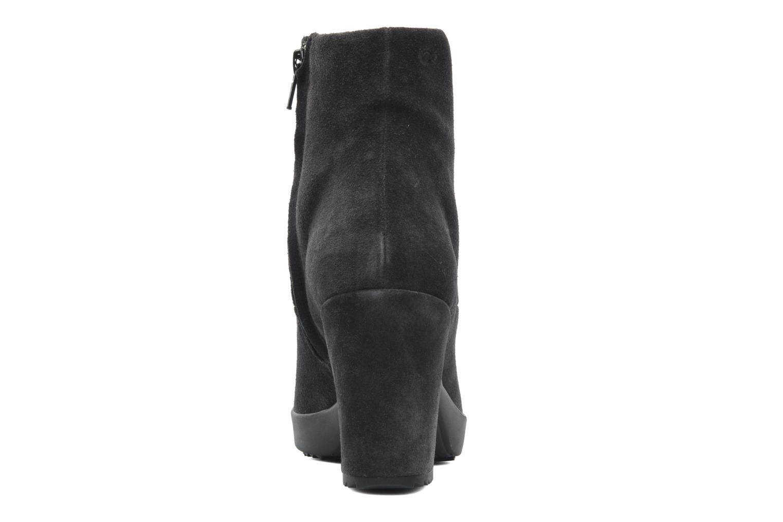 Bottines et boots Stonefly Oxy 3 Gris vue droite