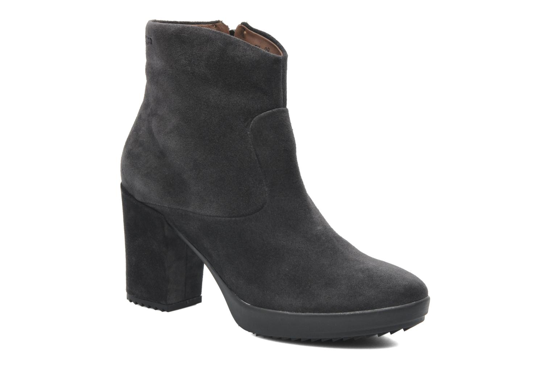 Boots en enkellaarsjes Stonefly Oxy 3 Grijs detail