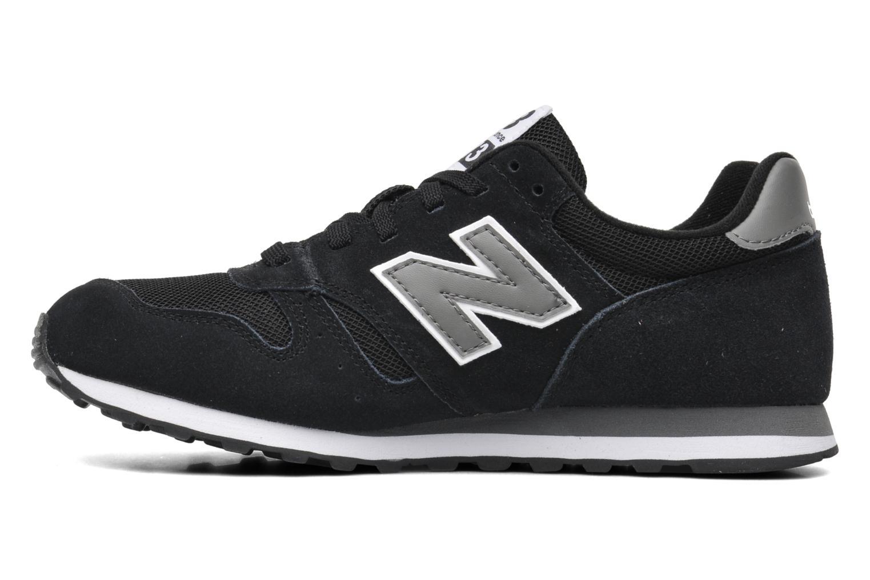 Sneaker New Balance M373 schwarz ansicht von vorne