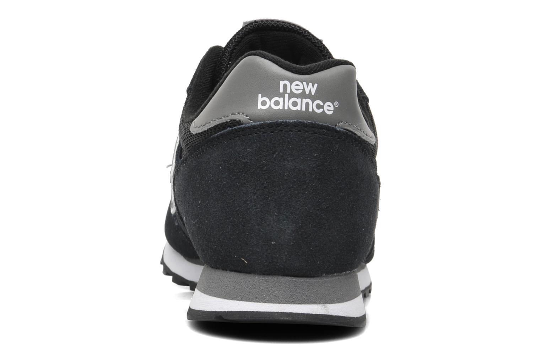 Sneaker New Balance M373 schwarz ansicht von rechts