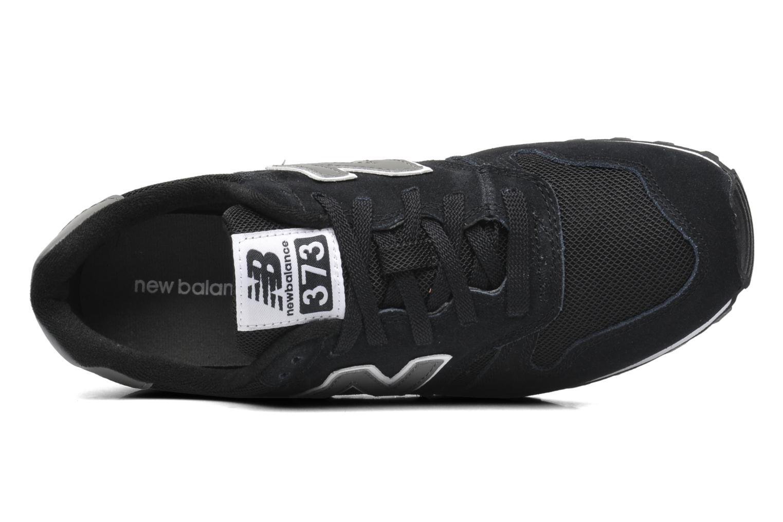 Sneaker New Balance M373 schwarz ansicht von links