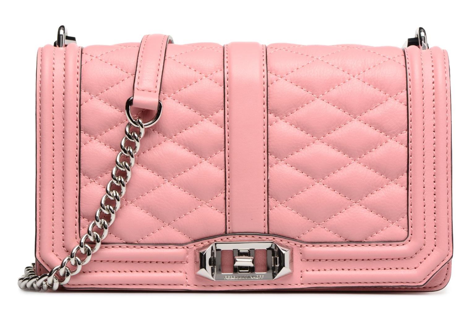 Sacs à main Rebecca Minkoff Love Crossbody Rose vue détail/paire