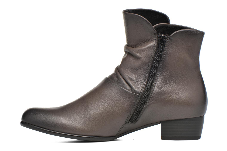 Bottines et boots Gabor Lina Marron vue face