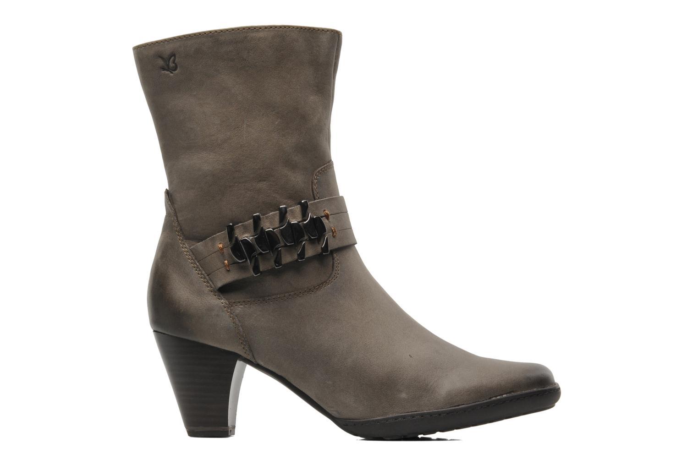 Boots en enkellaarsjes Caprice Janetti Bruin achterkant