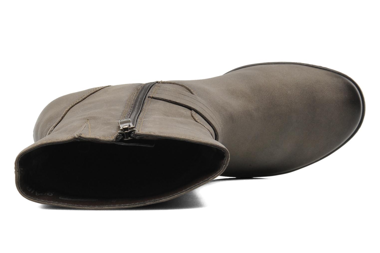 Boots en enkellaarsjes Caprice Janetti Bruin links