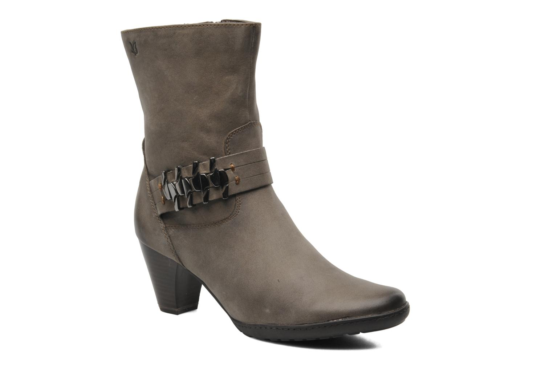 Boots en enkellaarsjes Caprice Janetti Bruin detail