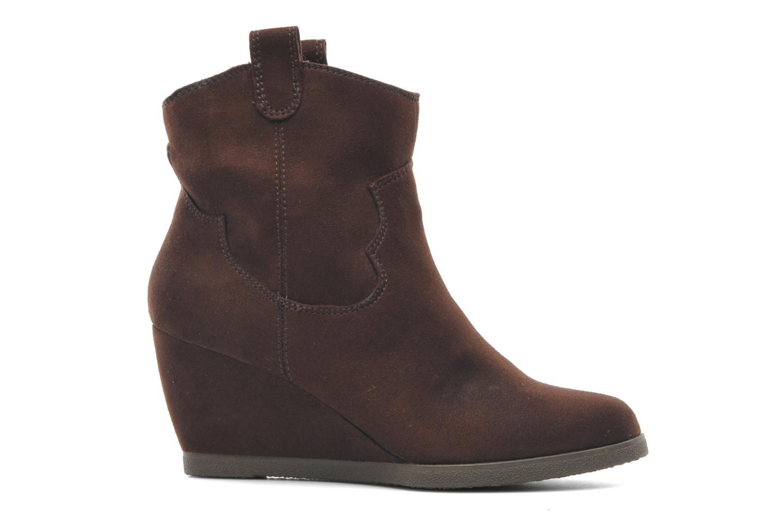 Bottines et boots Derhy Crawl Marron vue derrière