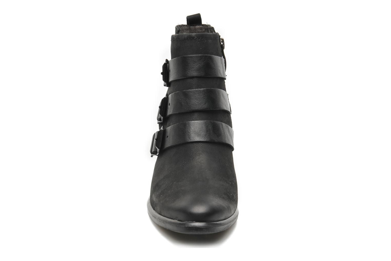 Bottines et boots Tamaris Troxli Noir vue portées chaussures