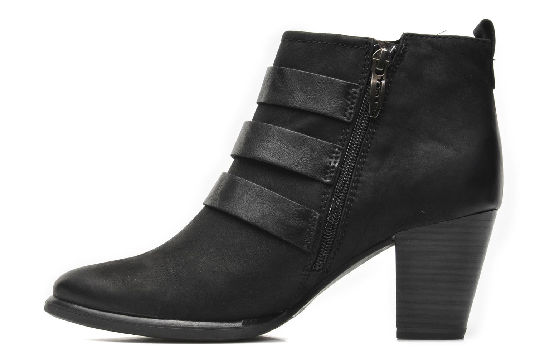 Bottines et boots Tamaris Troxli Noir vue face