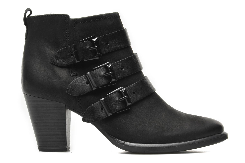 Bottines et boots Tamaris Troxli Noir vue derrière