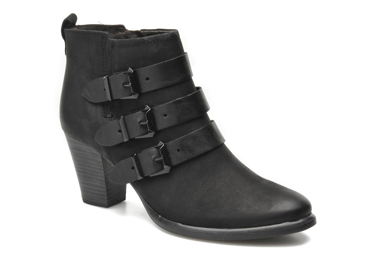 Bottines et boots Tamaris Troxli Noir vue détail/paire