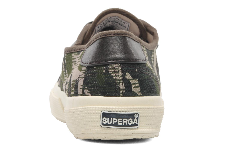 Sneaker Superga 2229 Cot M mehrfarbig ansicht von rechts