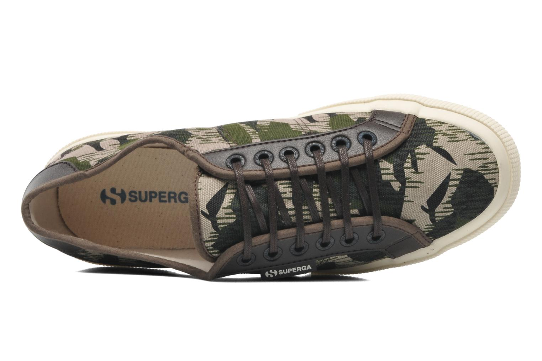 Sneaker Superga 2229 Cot M mehrfarbig ansicht von links