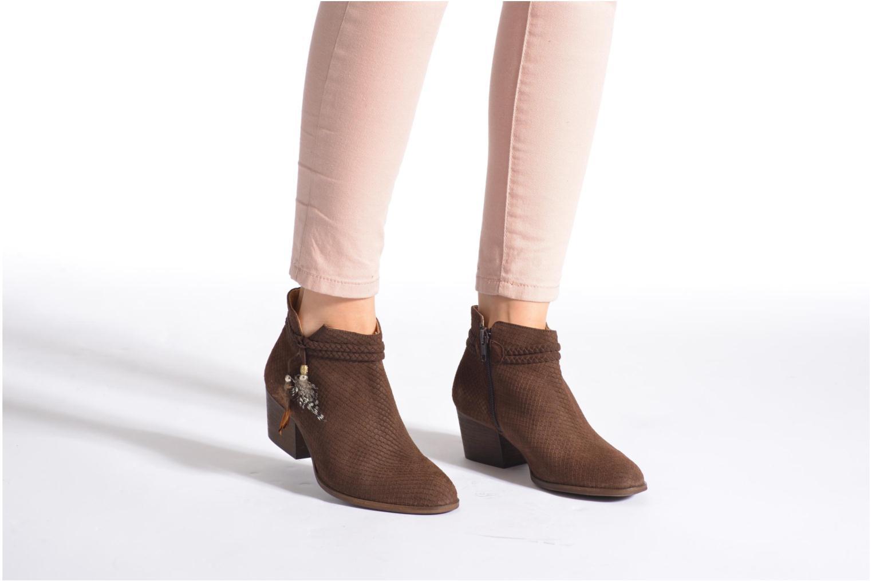 Secret Boots Preto