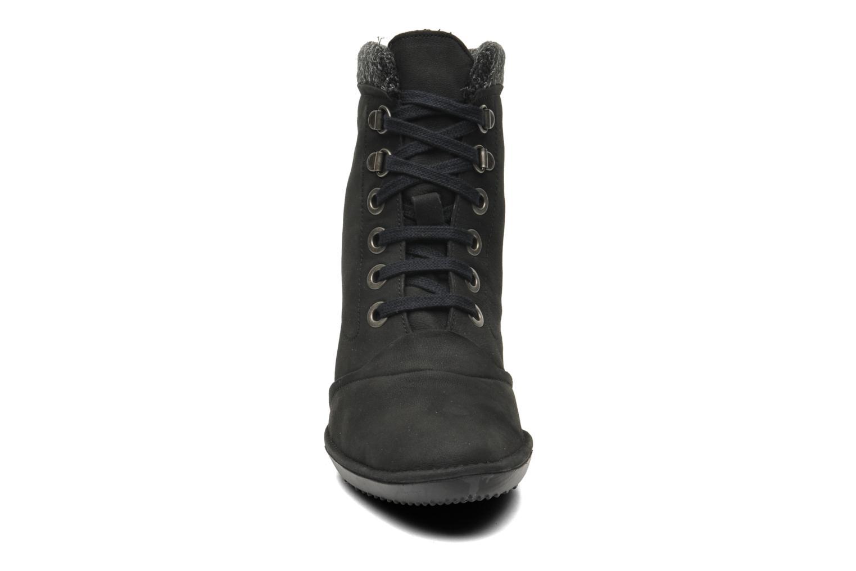 Bottines et boots TBS Fatale Noir vue portées chaussures