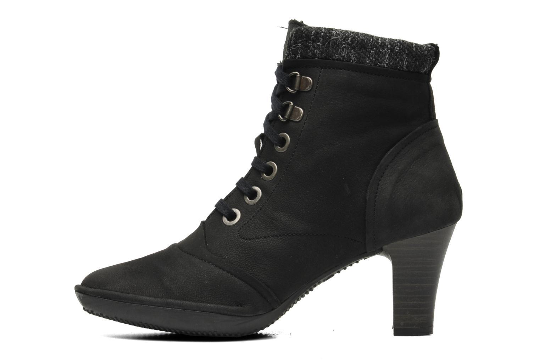Boots en enkellaarsjes TBS Fatale Zwart voorkant