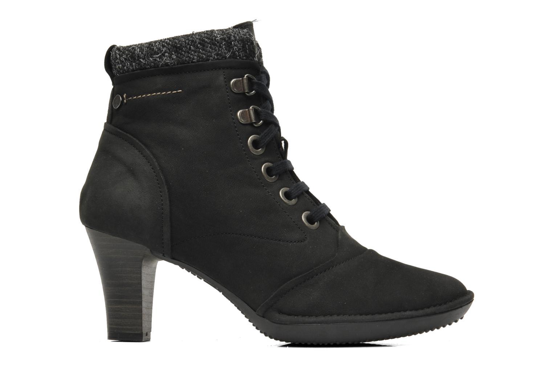 Boots en enkellaarsjes TBS Fatale Zwart achterkant