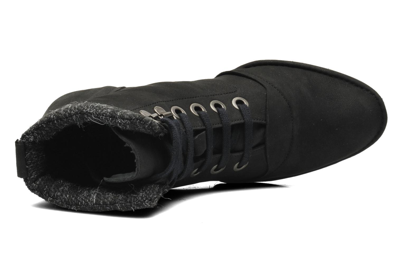 Boots en enkellaarsjes TBS Fatale Zwart links
